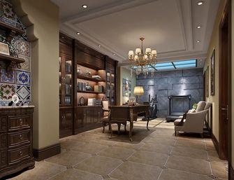 140平米复式新古典风格书房装修效果图