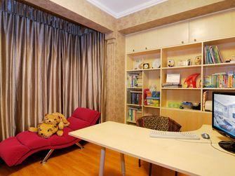 经济型90平米现代简约风格书房橱柜装修案例