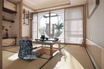 140平米复式混搭风格阳光房设计图
