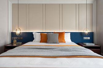 140平米四室两厅英伦风格卧室装修案例
