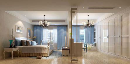 140平米四室四厅地中海风格客厅装修图片大全