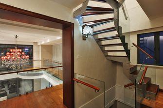 豪华型140平米别墅混搭风格楼梯效果图
