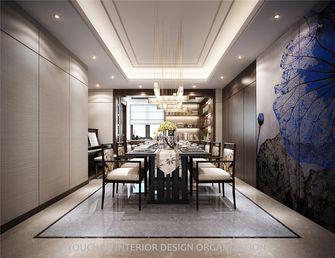 10-15万140平米四室四厅新古典风格餐厅效果图