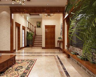 20万以上140平米别墅新古典风格走廊装修图片大全
