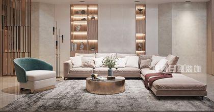 140平米四室两厅其他风格客厅效果图