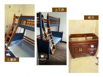5-10万100平米三室两厅美式风格儿童房设计图