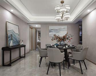 80平米三中式风格餐厅图