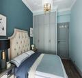 120平米四室两厅地中海风格卧室欣赏图