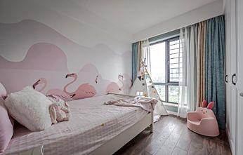 120平米三美式风格儿童房欣赏图