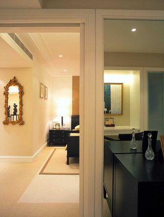 110平米三室两厅欧式风格玄关效果图