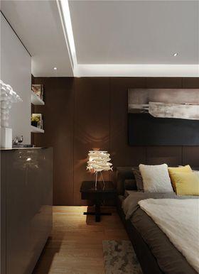 60平米北歐風格臥室設計圖
