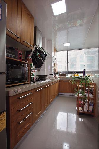 120平米三室两厅东南亚风格厨房图片