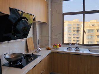富裕型140平米复式混搭风格厨房效果图