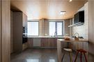 140平米四日式风格厨房图