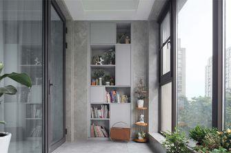 20万以上140平米四室两厅欧式风格阳台欣赏图