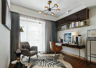 140平米四室两厅北欧风格书房欣赏图