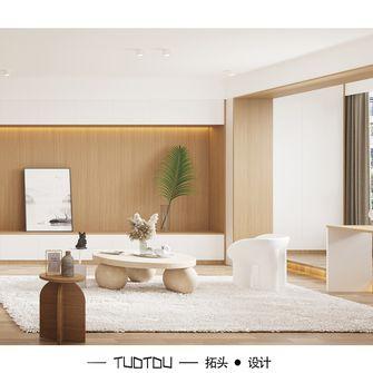 豪华型130平米三日式风格客厅装修案例