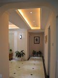 110平米三室两厅美式风格走廊欣赏图