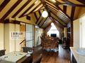 20万以上140平米别墅田园风格阁楼装修图片大全