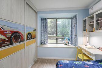 90平米北欧风格儿童房装修图片大全