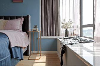 120平米一室一厅现代简约风格阳台效果图