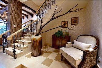 富裕型140平米别墅其他风格楼梯欣赏图