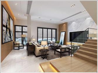 15-20万140平米复式宜家风格楼梯装修案例