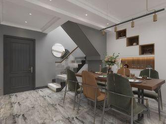 130平米四室三厅现代简约风格楼梯间装修效果图
