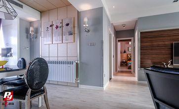 140平米三现代简约风格走廊设计图
