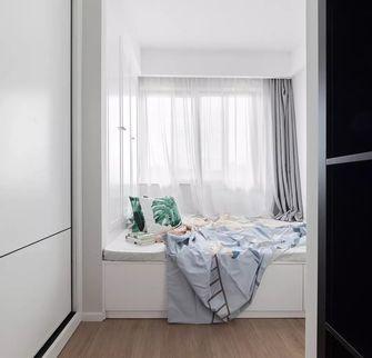 90平米三室两厅北欧风格儿童房装修效果图