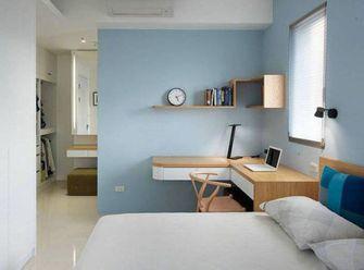 100平米三日式风格卧室设计图