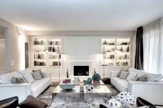 50平米公寓美式风格客厅图片大全