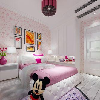 20万以上140平米四室三厅地中海风格儿童房设计图