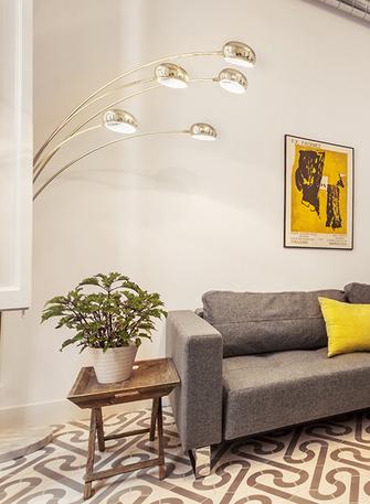 140平米四室一厅地中海风格客厅装修案例