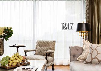 140平米三室五厅欧式风格客厅图片