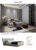 140平米四室四厅其他风格卧室欣赏图