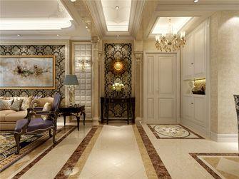 140平米四室两厅新古典风格玄关背景墙装修案例