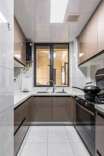 100平米三室三厅混搭风格厨房装修效果图