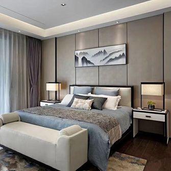 100平米三室两厅新古典风格卧室欣赏图