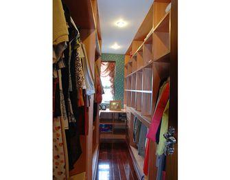 80平米三室一厅地中海风格衣帽间效果图