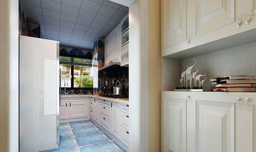100平米三地中海风格厨房装修效果图