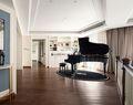 140平米四室两厅美式风格影音室效果图
