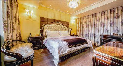 140平米别墅欧式风格卧室家具装修效果图