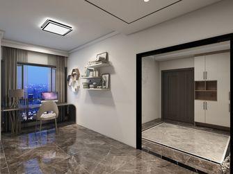豪华型140平米三室一厅现代简约风格书房装修效果图