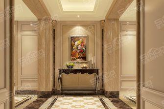 20万以上140平米四室四厅新古典风格玄关图