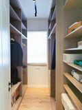 90平米三室两厅日式风格衣帽间装修案例