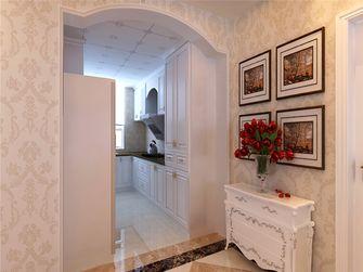 经济型140平米三室三厅欧式风格玄关图片大全
