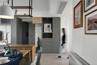 90平米三室两厅北欧风格走廊效果图
