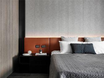 100平米三室一厅英伦风格卧室装修案例