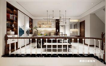 140平米四室三厅中式风格阁楼图片大全